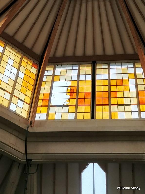 Storm Closes Abbey Church - Latest News - Douai Abbey: The Monastery
